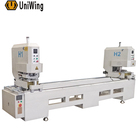 Double Side Two Head Seamless Welding Machine for uPVC Window and Door Making