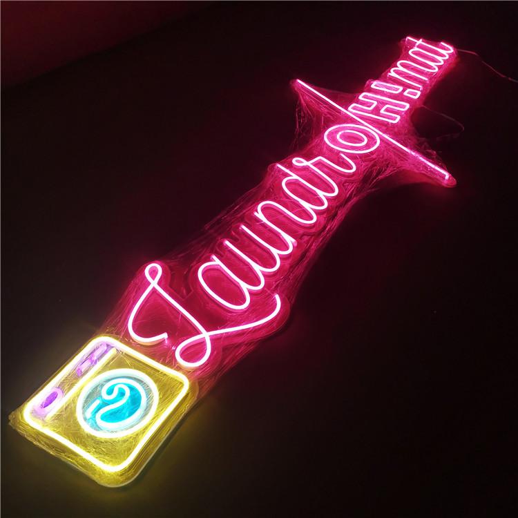Flex Neon Strip Light to make LED Neon Sign
