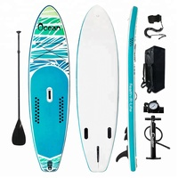 Factory Portable Paddle Board Surfboard cheap decorative surfboard surf air inflatable surfboard inflatable board