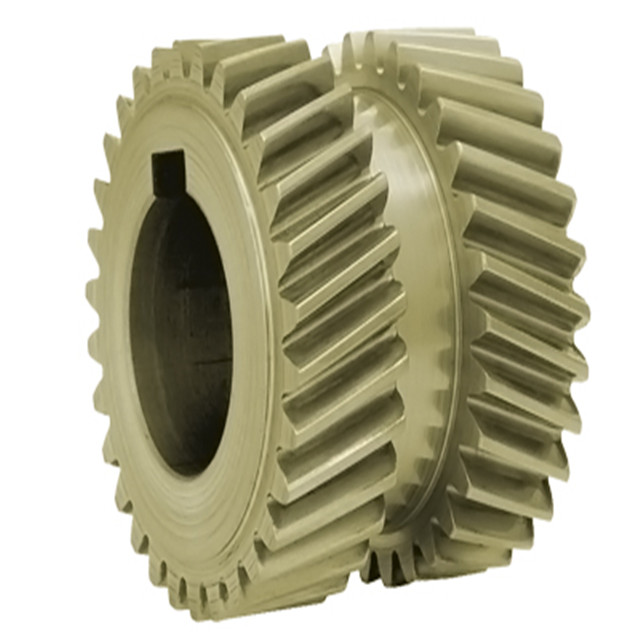 5 Axis OEM CNC hardened tooth surface double helical gears motor parts factory price