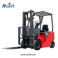 CE approved 1.5ton 2.0ton 2.5ton 3.0ton 3.5ton electric forklift with Curtis controller