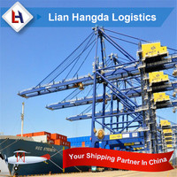 Competitive price ocean cargo rate china sea freight service to srilanka