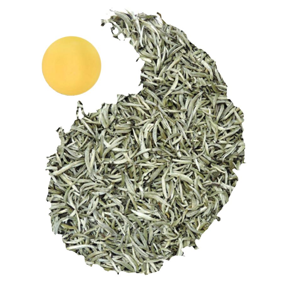 Organic China Silver Needle white loose leaf tea with EU standard - 4uTea   4uTea.com