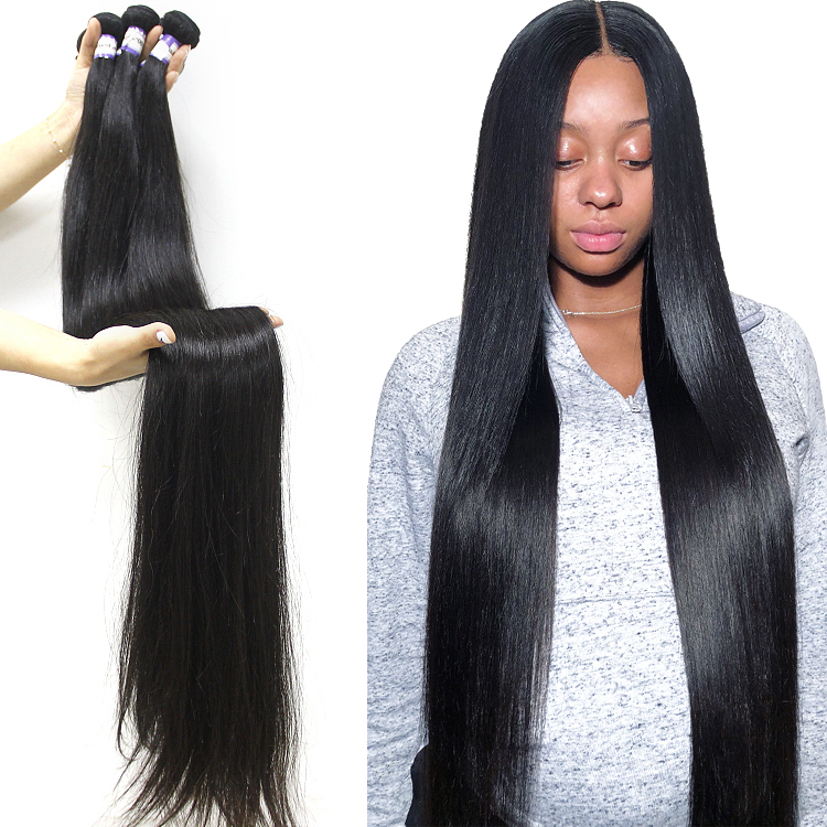 Unprocessed cuticle aligned raw virgin vendors 100 Indian curly Temple remy hair bundle ,wave straight wholesale human extension, Natural color