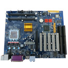 New Product stock status ATX 945 lga775 motherboard with 2 ISA and 5 PCI slots