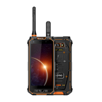 Android IP68 Waterproof B31 LTE Rugged Atex Cell Phones Explosion-proof VHF DMR Radio Walkie Talkie
