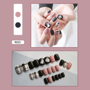 New Arrived 3 Set Non-Toxic Nail Polish Strips Nail Wraps Korea Star Ble Nail Tip Sticker
