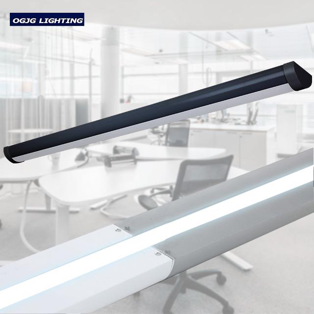 OGJG Modern Commercial Office 2FT 4FT 5FT Pendant Lighting Fixtures Up Down Luminaire Led Linear Light