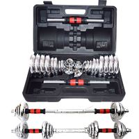 York Legacy Academy Buy And Barbells Dumbbells For Beginners DS-P0001 Red