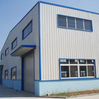 Steel structure warehouses steel frame building construction factory price