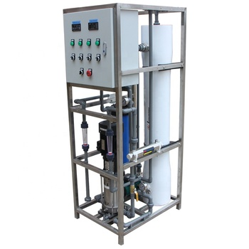 Deionized Water RO Water Treatment Equipment, desalination plant without pre-treatment