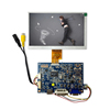 40 pin lcd 7. 0 inch tft lcd screen panel 1024*600 with LVDS interface