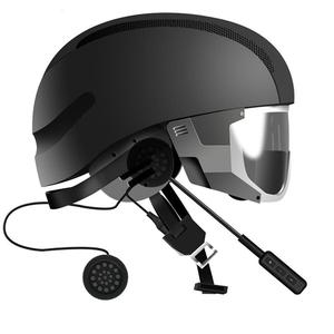 MH01 Motorcycle Helmet Bluetooth Handsfree Headset for motorcycle Motorbike Skiing Riding