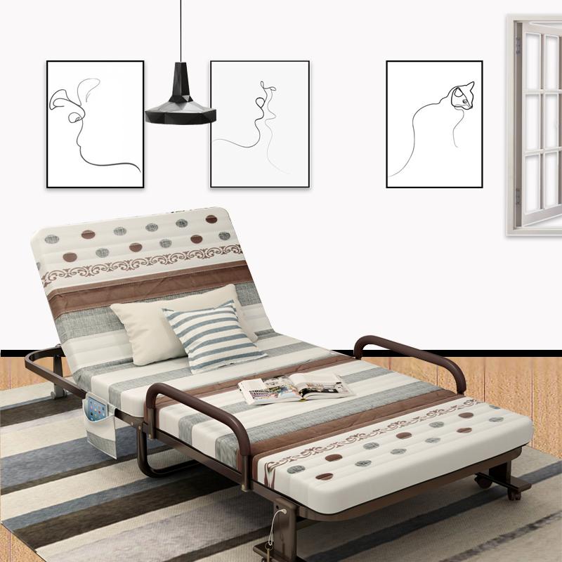 ब्रांड नई डिजाइन तह फर्नीचर बिस्तर कोने सोफे बिस्तर रानी आकार तह बिस्तर फर्नीचर सोफे