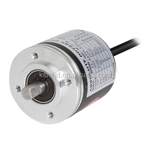 AUTONICS <strong>ROTARY</strong> <strong>ENCODER</strong> EP50S8-1024-3F-N-24