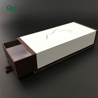 Wholesale wine bottle box packaging with custom design
