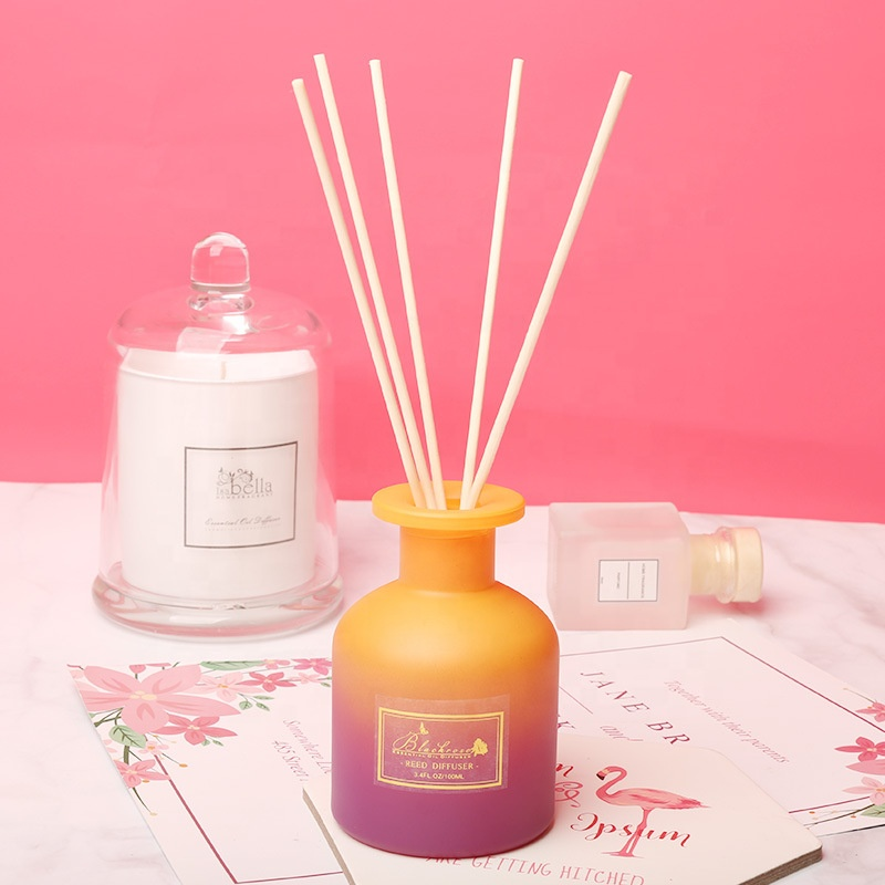 M&Scent wholesale personalised aroma reed diffuser gift set