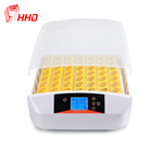 YZ-56A High quality 98% Hatching rate 56 pcs chicken egg incubator for sale
