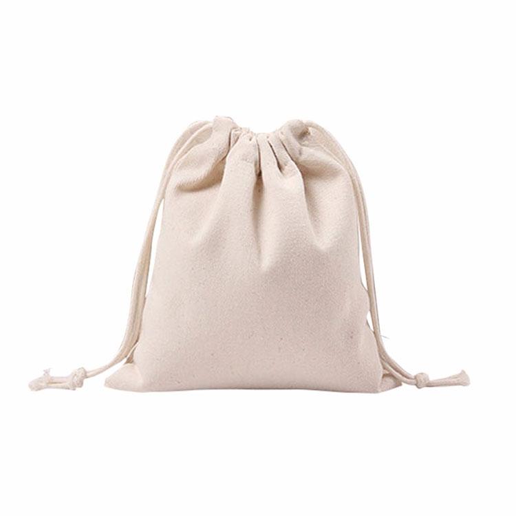 สายรัดผ้าฝ้าย Muslin Unbleached BLANK ผ้าผ้าใบห่อของขวัญโปรดปรานธรรมชาติอินทรีย์ Muslin สำหรับบรรจุ