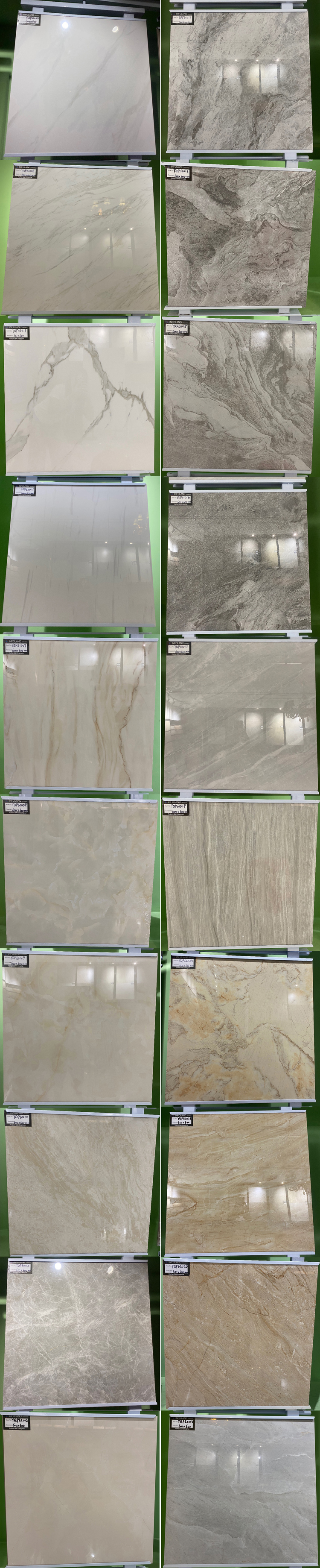 Grade AAA 3D surface hot sale glazed floor tile