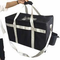 Hot Sale High Capacity Thermal Insulated Food Delivery Bag