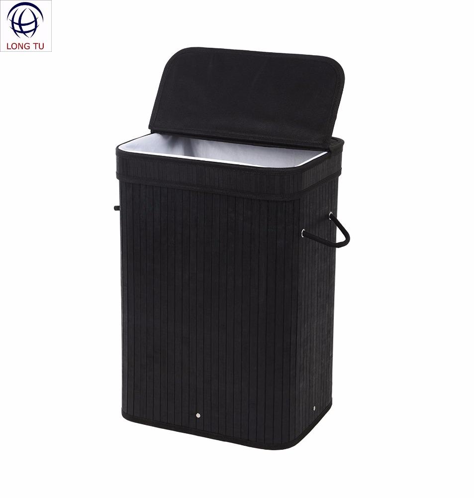 Plegable cesta de bolsa de pop-up cesto para la ropa sucia de lavado de contenedores y bolsa de almacenamiento