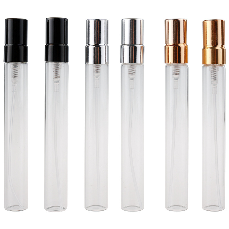 10ml Glass <strong>Perfume</strong> <strong>Bottle</strong> <strong>Empty</strong> Refillable Spray <strong>Bottle</strong> Small <strong>Perfume</strong> Atomizer <strong>Perfume</strong> Sample Vials test glass <strong>bottle</strong>