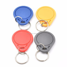 125 KHz RFID Key fobs T5577 Rewritable Proximity Access Control โรงแรมพวงกุญแจ KEYFOB