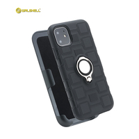 Amazon popular products new products phone shell male style armor style For iPhone 6.5