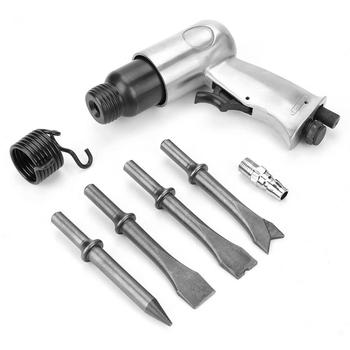 Air Hammer Chisel Set Hammer & 4 Chisels Light weight, POWER. Great price! Took down brick and mortar