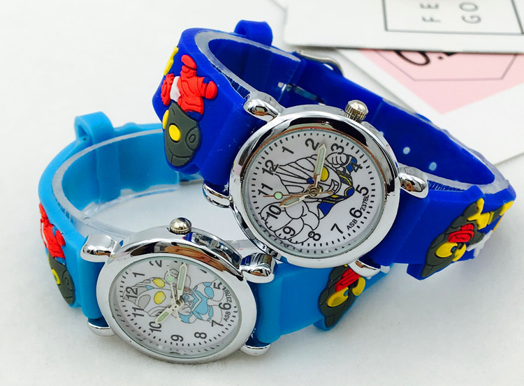 Wholesale kid's watch Electronic Waterproof Cartooni Primary and Secondary School Students Quartz Watches