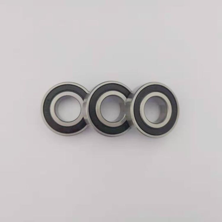 Inch size ball bearing 3/4&quot; x <strong>1</strong>- 5/8&quot; x 7/16&quot; R12 2rs deep groove ball bearing