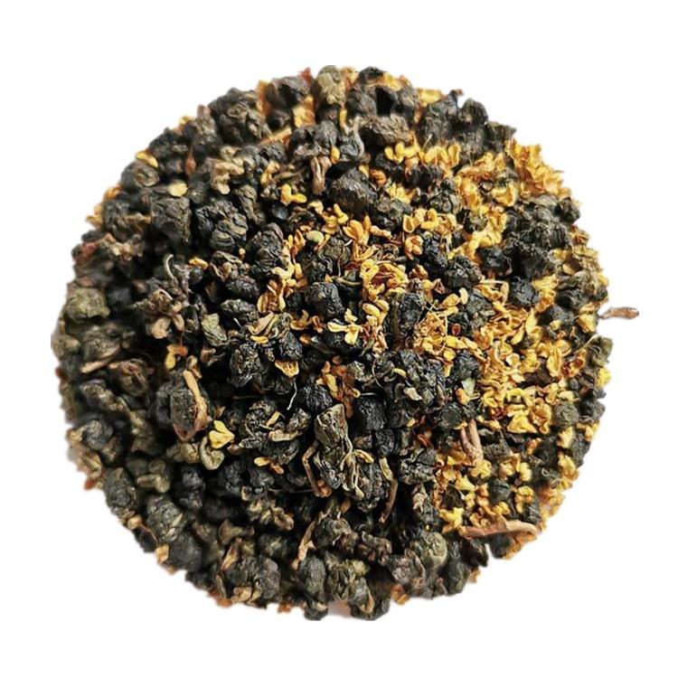Fujian High Quality Osmanthus Flower Oolong Tea Leaves Famous Oolong Tea Brands Osmanthus Wulong Tea - 4uTea | 4uTea.com