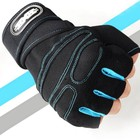 Gym Women High Quality Fitness Gym Workout Women Men Gloves Half Finger Gloves