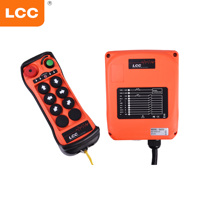 Industrial radio remote control smart start stop button system rc transmitter receiver