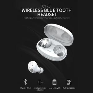 Mini True Bluetooth V5.0 TWS Earbuds Waterproof TWS Headphone Wireless Earphones