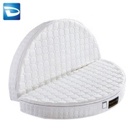 Cheap king size round bed mattress