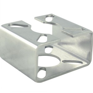 17-4 /18-8/carbon steel/8610/416R clear anodize Stainless Steel valve seat Interface Bracket
