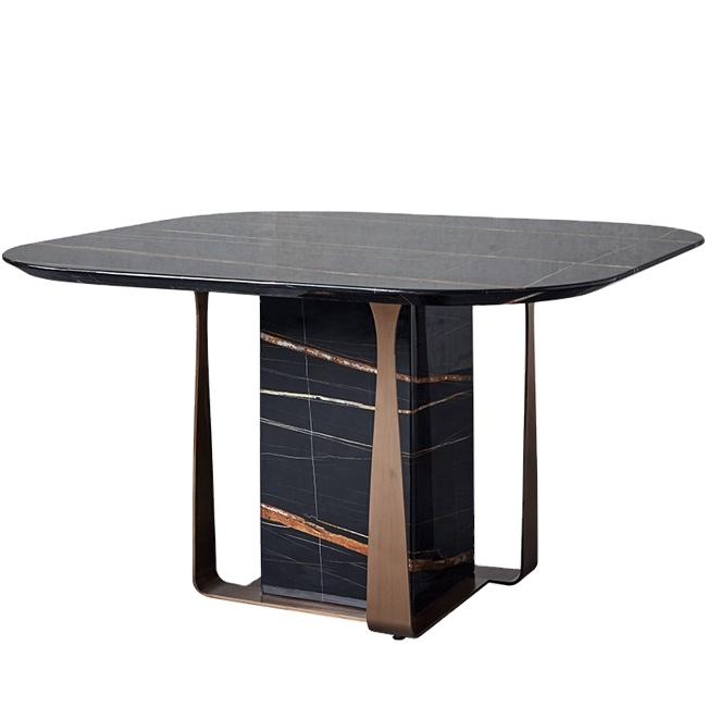Foshan furniture manufacturer marble <strong>dining</strong> <strong>table</strong> set <strong>square</strong> <strong>dining</strong> <strong>table</strong>