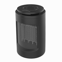 2020 new mini ptc heater portable electric heater with adjustable thermostat 1200W ptc heater