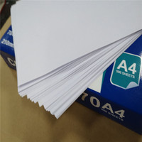 wholesale excellent printing a4 copy paper size 80gsm