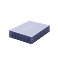 Factory Supply 1.5mm Clear Rigid PVC Plastic Sheet For Thermoforming