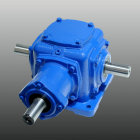 T series spiral bevel gearbox 90 degree gearbox