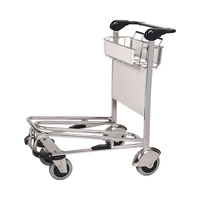 Luggage cart for sale airport luggage trolley room service airport trolley