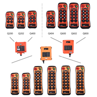 Q400 Industry Application Wireless Radio Transmitter and Receiver Crane remote control