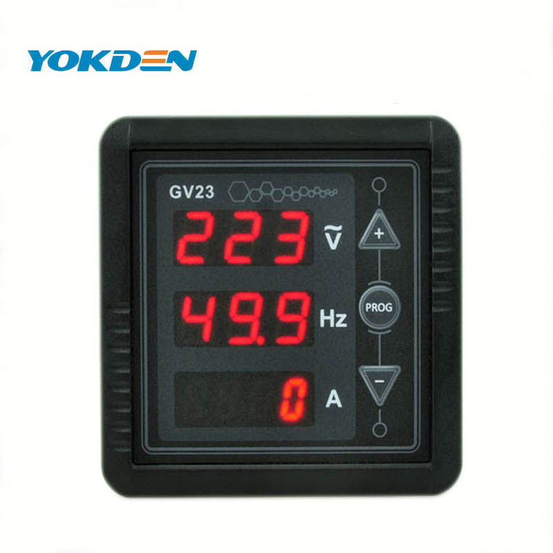 BC-GV23 220V and 380V Digital <strong>Meter</strong>