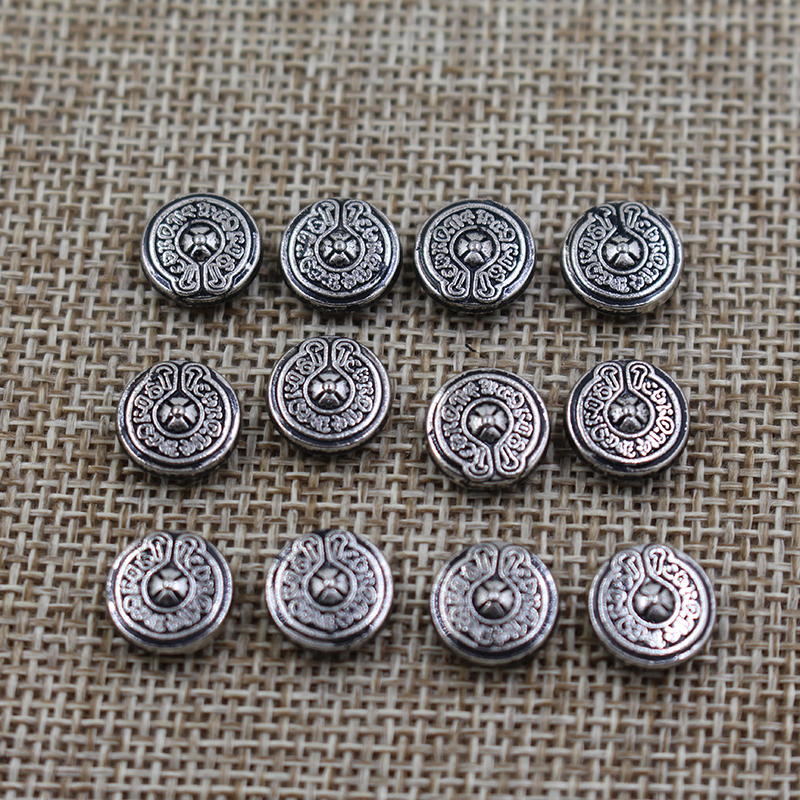 High quality antique custom jeans rivets buttons for clothing and handbag