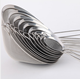 KT-GX07 Stainless Steel Fine Mesh Strainer, Colander Sieve Sifters with Long Handle for Kitchen Food