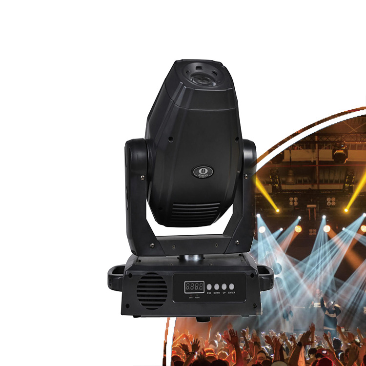 2020 hot product music Stage Lighting and Concert Performance 60W Led Moving Head Lighting Spot Lights