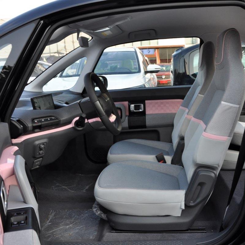 2020 New Baojun E300 Electric Car NEDC Range 305km